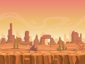 40 Years in the Desert