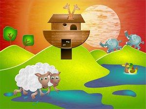 Noahs Ark and the Flood