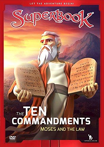 Superbook: The Ten Commandments