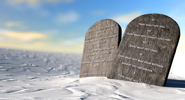 Ten Commandments Part 1