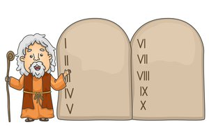 Ten Commandments Part 2