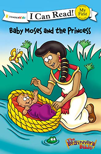 The Beginner's Bible: Baby Moses and the Princess